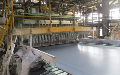 WritingPrinting and test liner and fluting paper machine trim width 2.200 mm