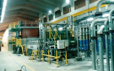 Writing and Printing paper machine width 2.850 mm