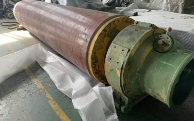(2) SUCTION PRESS ROLL table width 4.000 mm